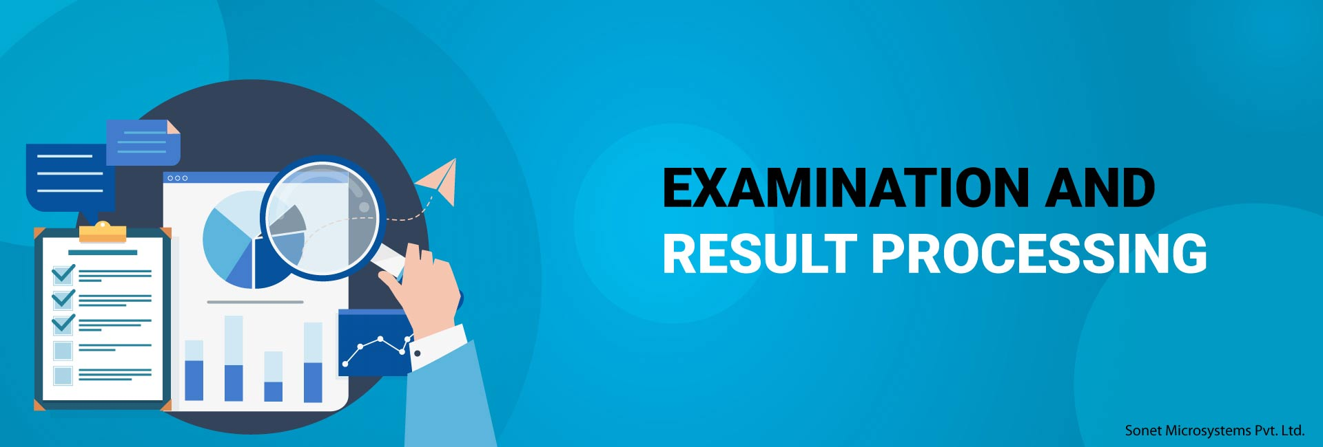 exam management software, result management system