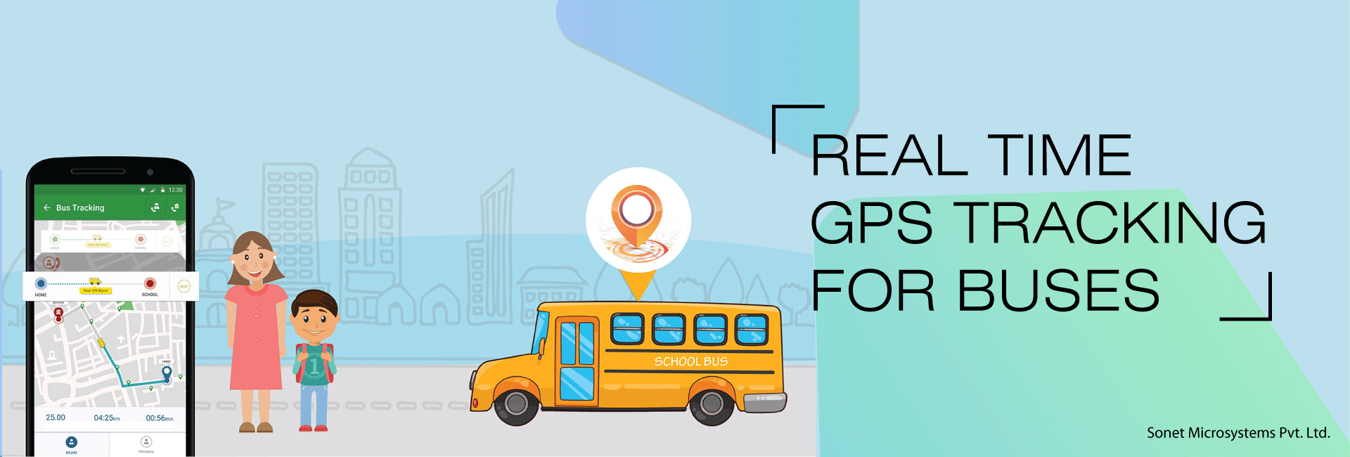 school bus live tracking device, smart security devices for school