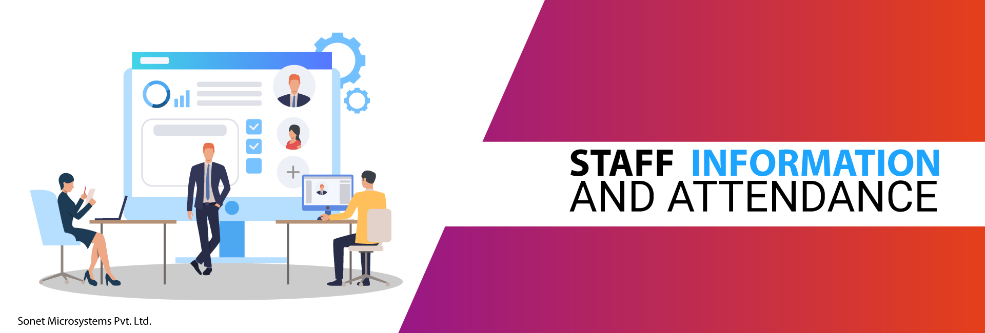 staff information management, staff management software