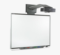 Interactive white board for classrooms